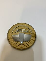 1946-1948 Ford Steering Wheel Horn Ring Button