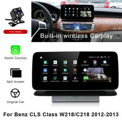 For Mercedes Benz Cls W218 C218 2010-2017 12.3 Car Gps Stereo Player Head Units
