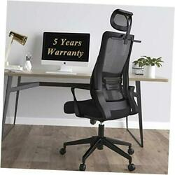 Ergonomic Office Chair, Desk Chairs High Back Computer Chairs, Mesh Task Multi