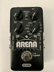 Tc Electronics Arena Reverb Effects Pedal
