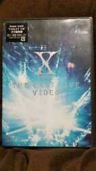 Japan The Last Live Video Dvd Set Of Yoshiki Hide Toshi Discontinued Products