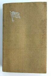 1917 Woodrow Wilson Facsimile Signed Wwi Government Issued Pocket New Testament
