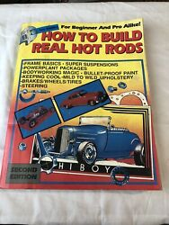 How To Build Real Hot Rods Tex Smith's Guide Book Manual Used A21904