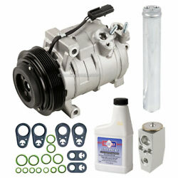 For Dodge Charger Challenger Chrysler 300 300c Hemi Ac Compressor And A/c Kit Tcp