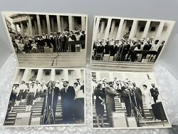 Original 1964 Robert Bobby Kennedy Rfk Some Unpublished Photos Capitol Building