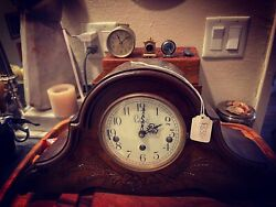 Rare Colonial Molyneux Chime Mantle Clock