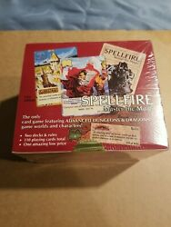 Dandd Spellfire Master The Magic First Edition Sealed Box Card Game 1994
