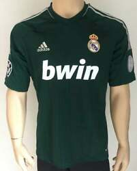 Jersey Real Madrid 2012-13 Third Kit 110 Years Anniversary Champions League