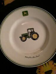 Dishes Sets Dinnerware John Deere Collection Item