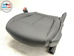 2018-2019 Bmw X1 F48 Front Left Driver Seat Bottom Cushion Pad Cover Track Frame