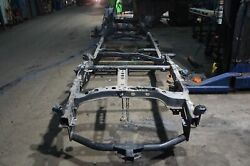 Local Pickup Only Frame Assembly 4x4 Crew Cab Nissan Titan 2017-18