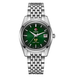 Rado Golden Horse 1957 Le Green Dial Stainless Steel Unisex Watch R33930313