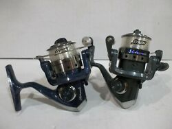 Shakespeare Micro Series Ultra Lite Spinning Reel New Bulk Choose Your Color