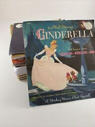 Lot Of 40 Children's Records 45 And 78 Rpm Peter Pan Disney Golden