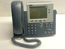 Lot Of 20 Cisco 7940 Ip Unified Business Ip Phone @ar419