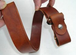 Pre Wwi German Rifle Sling For M.1871 And M.71/84 Mauser