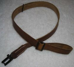 Wwi German Rifle Sling For The Gew.88 And Gew.88/05 Commission Rifle