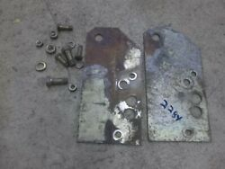 Cub Cadet 2284 2084 1782 2182 2082 1882 Snow Plow Or Haven Mower Mount Plates