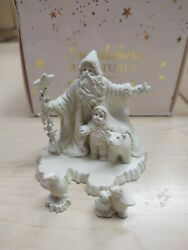 Dept 56 Snowbabies Miniatures Pewter Jack Frost..a Touch Of Winter's Magic