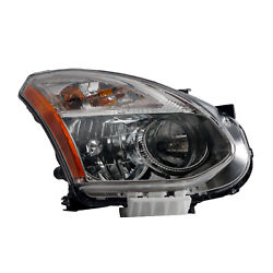 Used Original Equipment Passenger Side Front Head Lamp Assembly 260101vk1a
