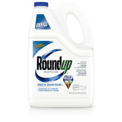 Roundup Ready-to-use Weed And Grass Killer Iii Refill 1.25 Gal.