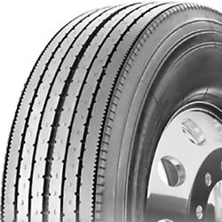 4 New Rovelo Rtl1-lf 295/75r22.5 Load G 14 Ply Trailer Commercial Tires