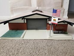 Code 3 Collectibles La Los Angeles County Emergency Squad 51 Firehouse Station