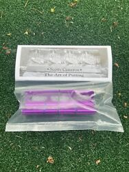 New Rare Scotty Cameron Circle T - Putting Path Tool - Tour Use Only - Purple