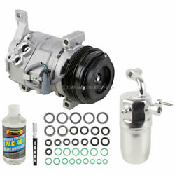 For 2002 Chevy Avalanche Oem Denso 10s Ac Compressor W/ A/c Repair Kit Tcp