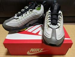 Men 9.0us Nike Air Max Zoom 950 Neon/yellow Glade For Japan Only