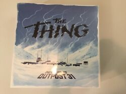 Usaopoly The Thing Infection At Outpost 31 Strategy Board Game