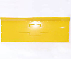Front Bed Panel Chevrolet 1960 - 1972 Embossed Bowtie Chevy C10 Stepside Truck