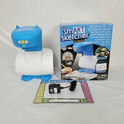 Smart Sketcher Projector Learn To Draw, Blue/white 2018 Toy Of The Year