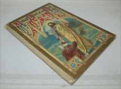 Lithographed Jesus Lover Of My Soul Charles Wesley Hb 1900s Hayes Litho Co.