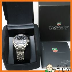 Tag Heuer Cjf2110 Link Chronograph Machine Inspected Automatic Mens Watch Fromjp