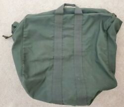 Us Military Flyers Pilot Kit Bag Canvas Flight Duffle Us Army Airforce