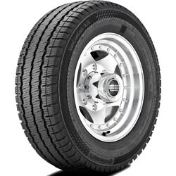2 Tires Continental Vancontact A/s 225/75r16 Load E 10 Ply Commercial