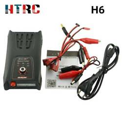 Htrc H6 Ac/dc 50w Power Input Compact Balance Charger For Lipo Nimh Nicd Battery