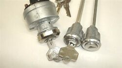 New Kenworth Big Rig Door Locks And Matching Ignition Switch With Keys And Spares
