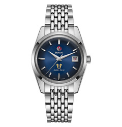 Rado Golden Horse 1957 Le Blue Dial Stainless Steel Unisex Watch R33930203