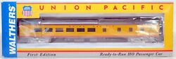 Ho Walthers Union Pacific Cities Series Acf 48-seat Diner Passenger Car Up Niob