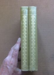 The King James Bible - The Old Testament Vol. 1 And 2 - 1st Hc Nonesuch 1963