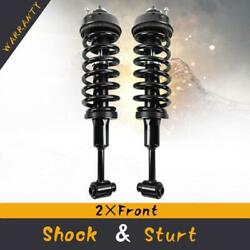 Shocks Set For 2004-2005 Ford Explorer Gas-charged Twin-tube Front Lh And Rh 2-pcs