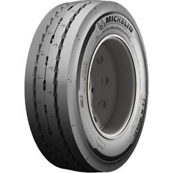2 New Michelin X Multi T2 215/75r17.5 Load J 18 Ply Commercial Trailer Tires