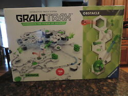 Ravensburger Gravitrax Obstacle Course Set 8-99 New In Box Science Stem 186 Pc.