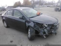 Driver Side View Mirror Power Vin P 4th Digit Limited Fits 11-16 Cruze 43237