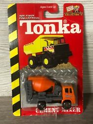 Chuck E Cheese Tonka Cement Truck Highway Department 2003 Hasbro Limited Edition