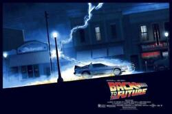 Back To The Future Trilogy Poster Set