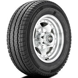 Tire Continental Vancontact A/s 225/75r16 Load E 10 Ply Commercial