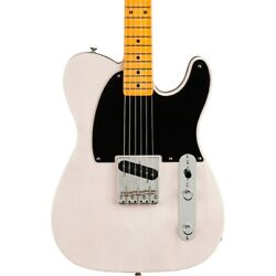 Fender 70th Anniversary Esquire Maple Fingerboard Electric Guitar White Blonde